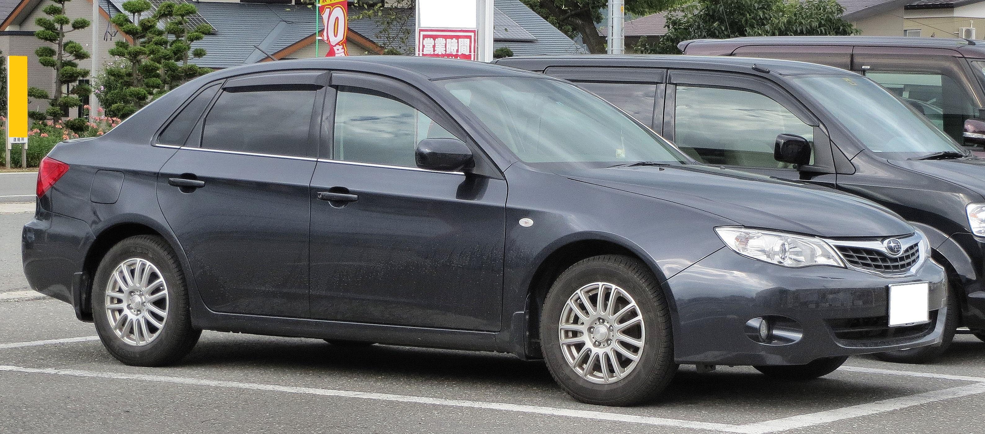 File:Subaru Impreza Anesis 1.5i-L AWD.JPG - Wikimedia Commons