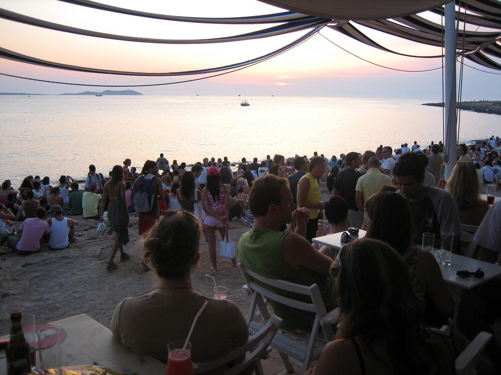 Sunset Cafe De La Musique S Ef Bf Bdo Pedro October