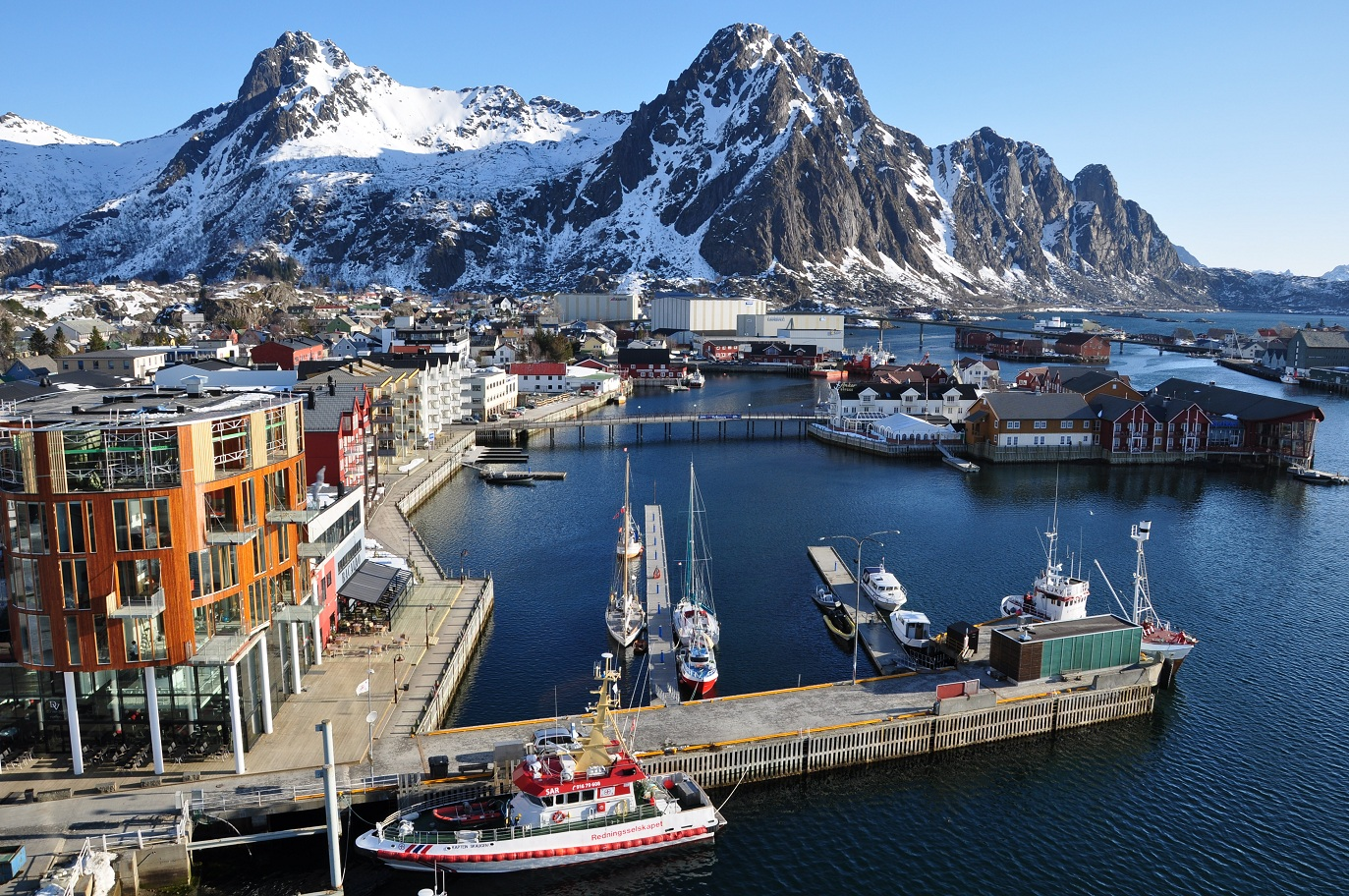 Svolvaer Norway  city photos : Svolvaer, Lofoten, Norway Wikimedia Commons