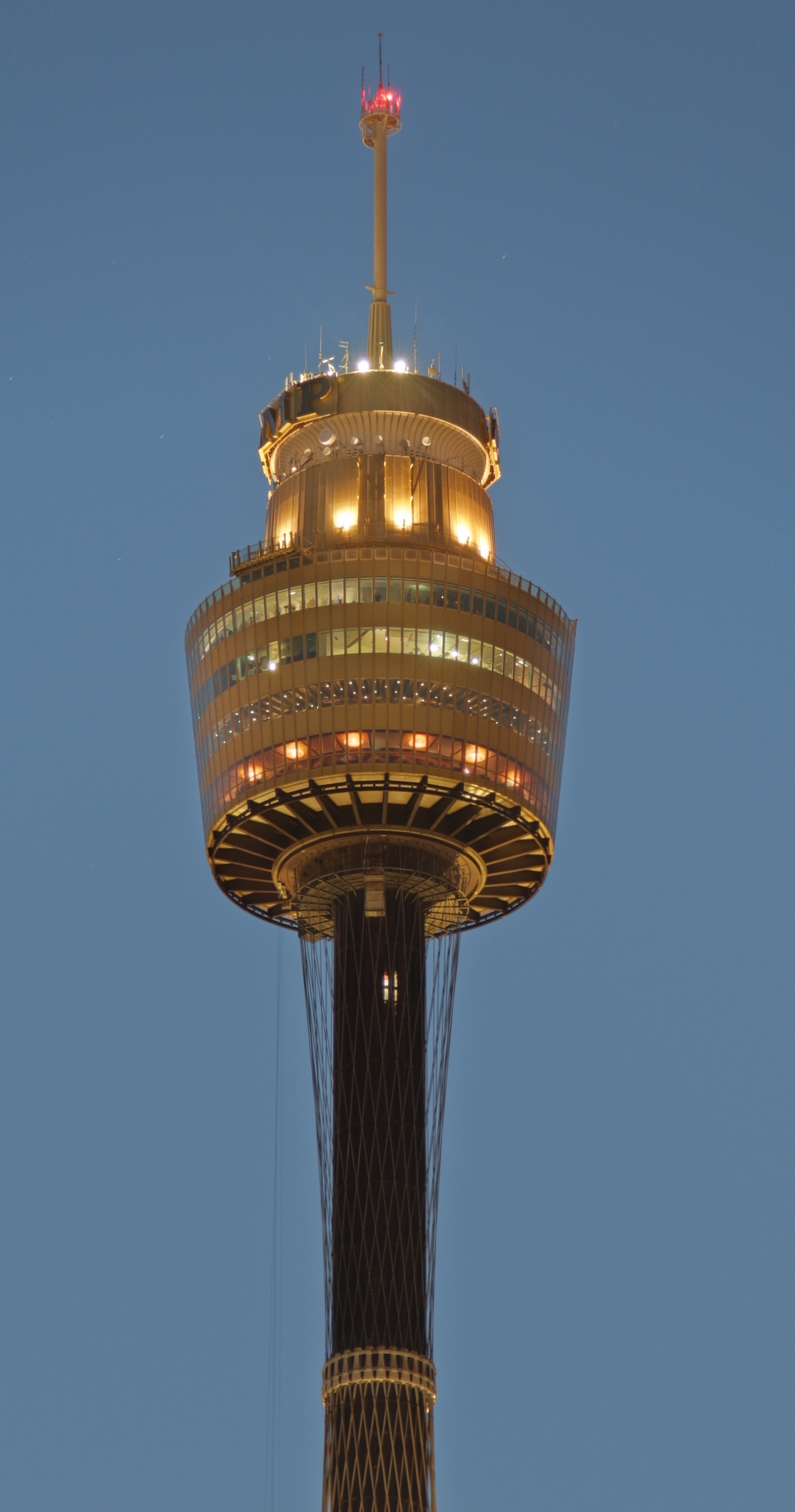 File:Sydney tower sunset.jpg - Wikimedia Commons