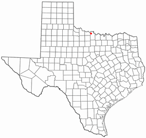 Dean, Texas City in Texas, United States