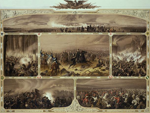 Battle Of Kniggrtz Wikipedia