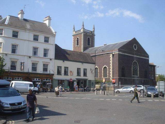 Old St Martin's Church