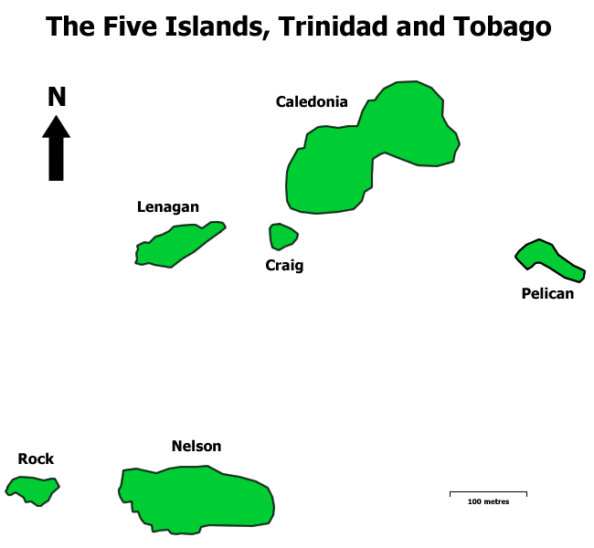 File:The Five Islands, Trinidad and Tobago.png