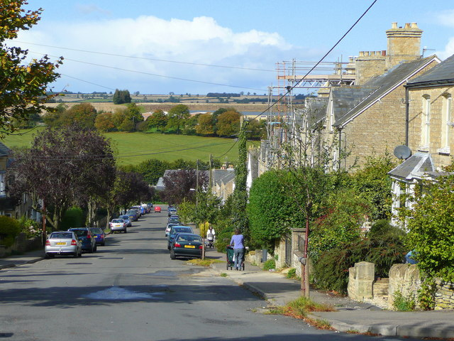 The Leys, Chipping Norton - geograph.org.uk - 989771