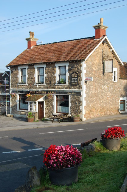 File:The Miners Arms , Shipham, Somerset - geograph.org.uk