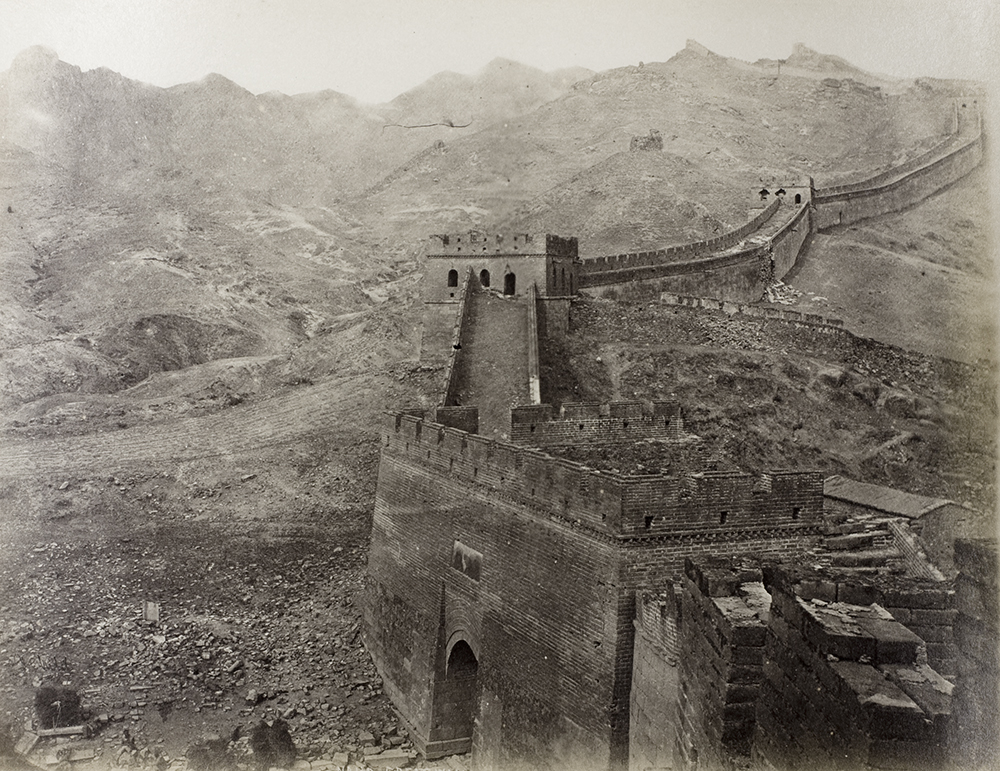 a history and description of the great wall of china Find out the answers to these questions and more along the way, you'll learn  about chinese history, and how the great wall figures in it full description.