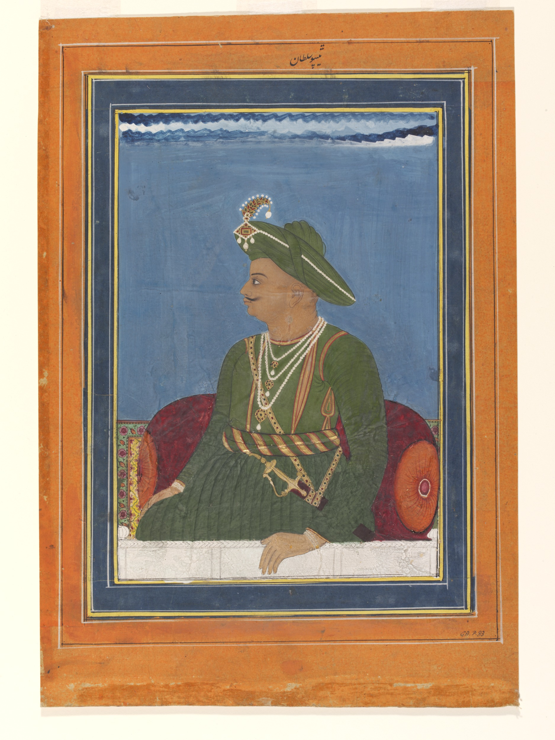 Tipu Sultan: A tiger that triumphed in life and death