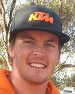 Toby Price motocross rider