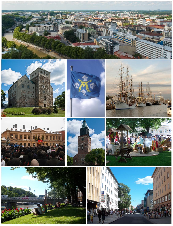 Kävelykatu Turku