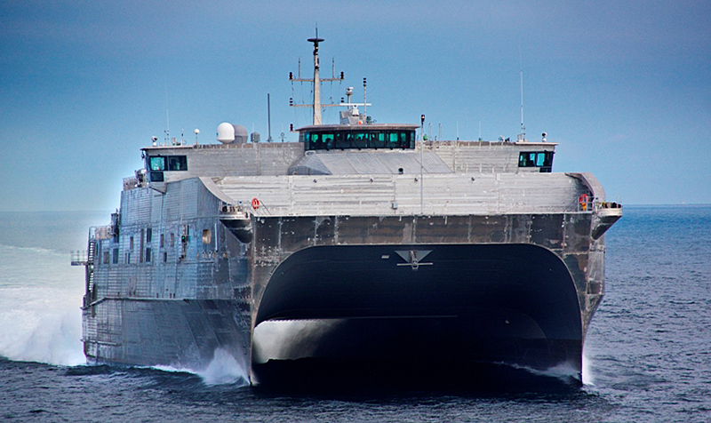 Spearhead-class expeditionary fast transport - Wikipedia