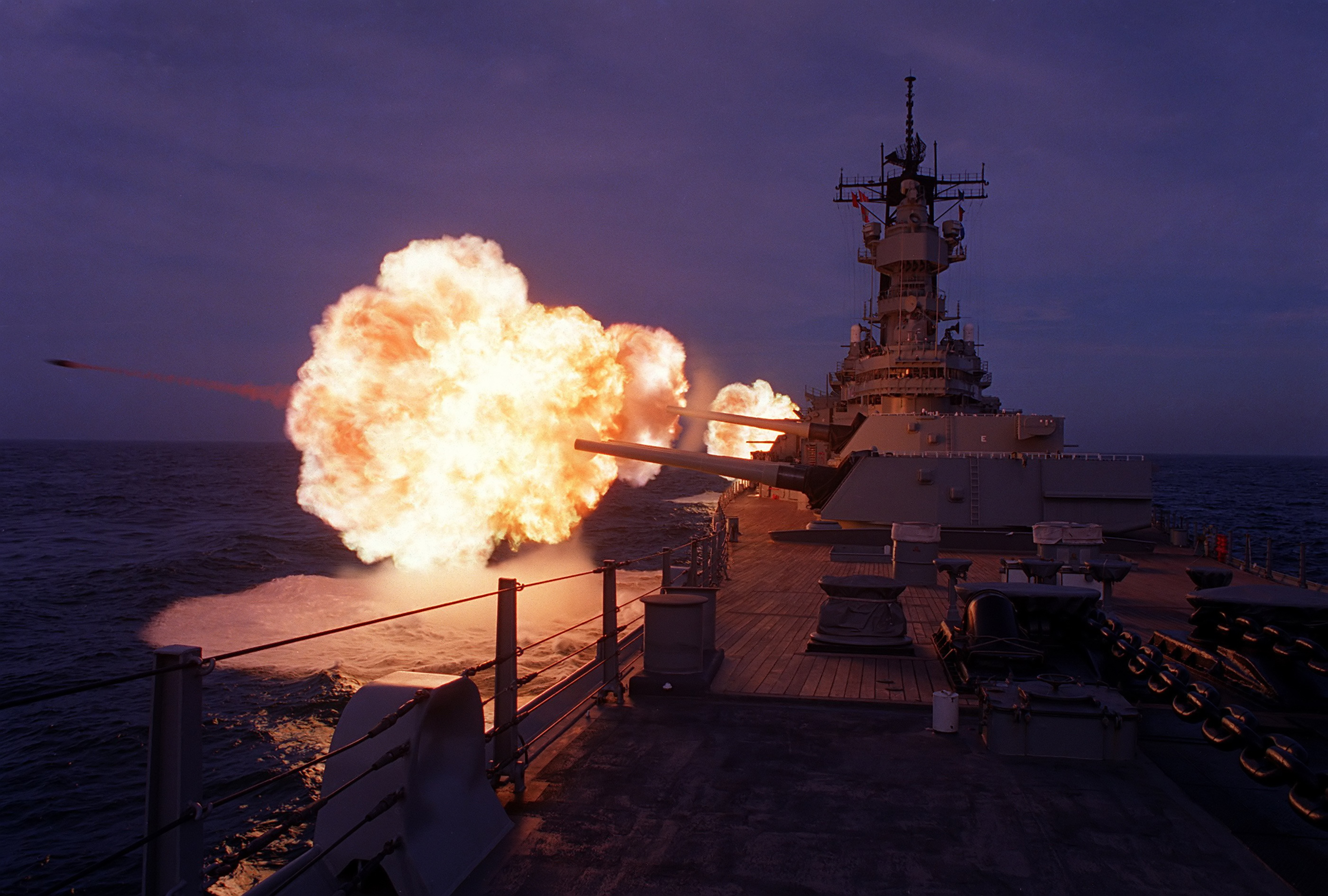 5 legendary battleships from US history - Business Insider