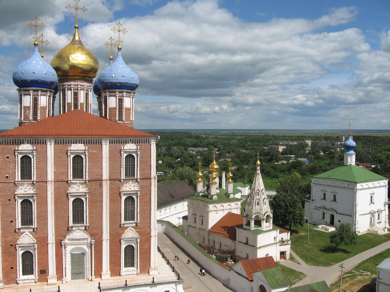 Картинки по запросу рязань кремль