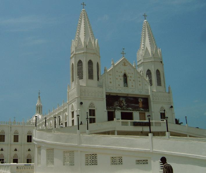Vailankanni India  city pictures gallery : Vailankanni Basilica Wikipedia, the free encyclopedia