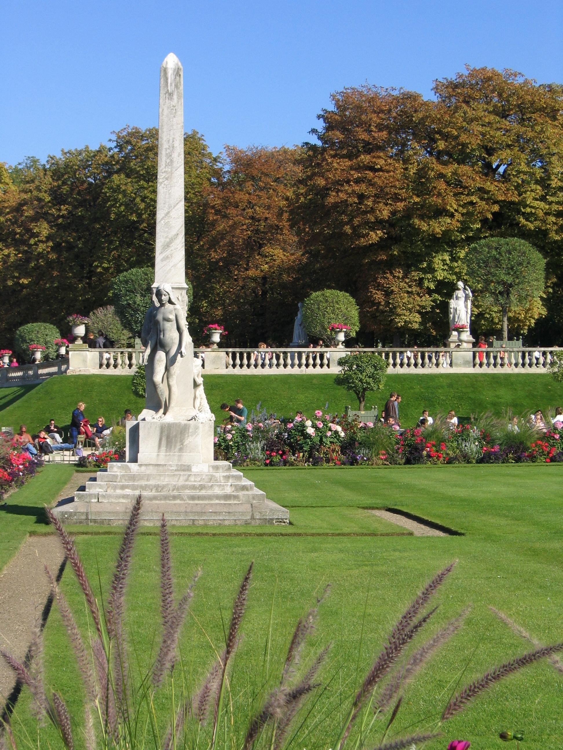 File Vue du jardin du Luxembourg JPG Wikimedia mons
