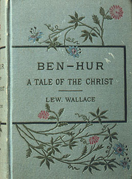 First edition, first state of Ben-Hur: A Tale ...