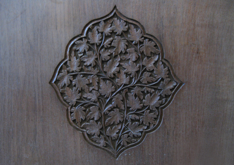 Kashmir Walnut Wood Carving Wikipedia