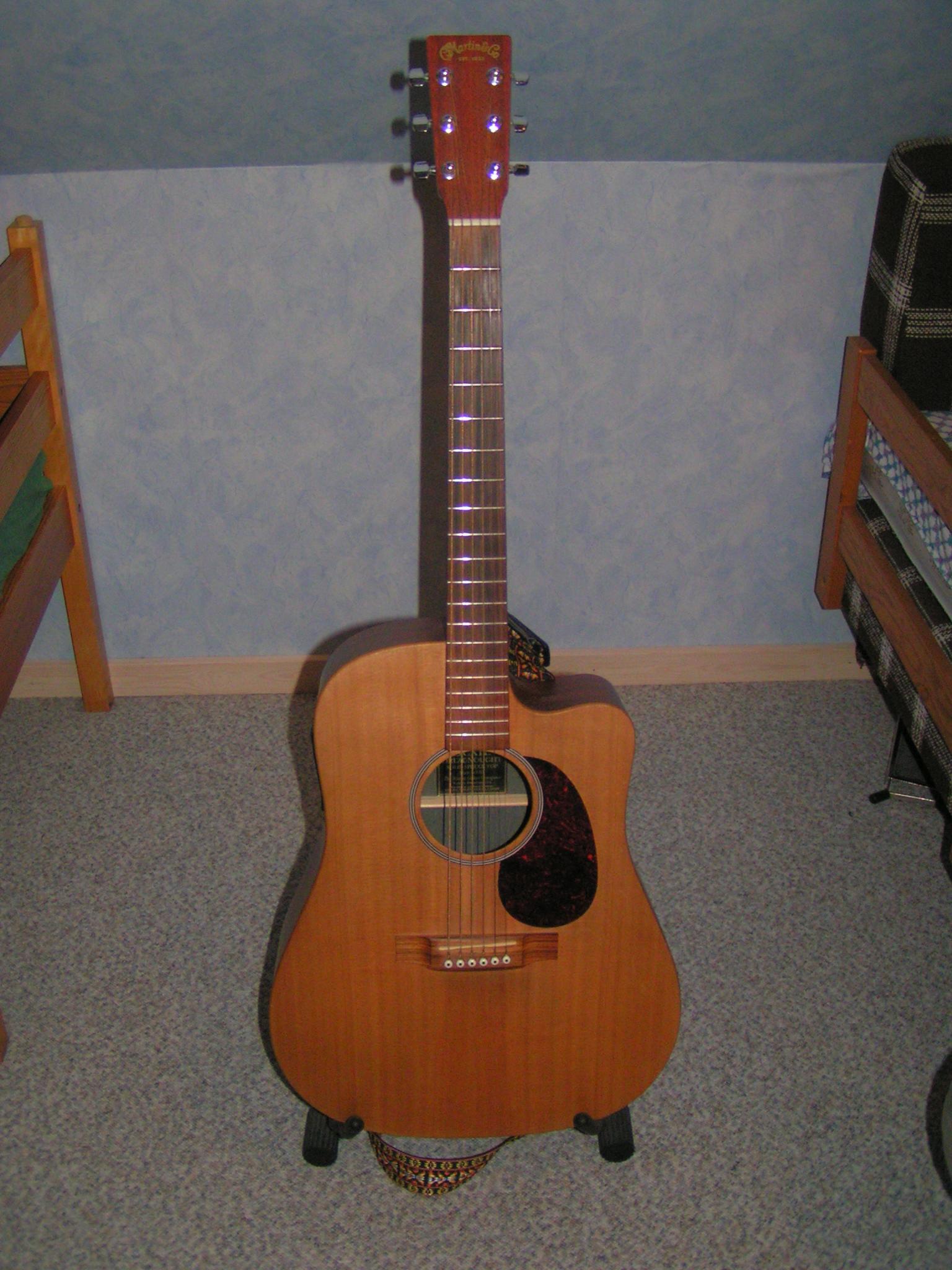 martin western guitar