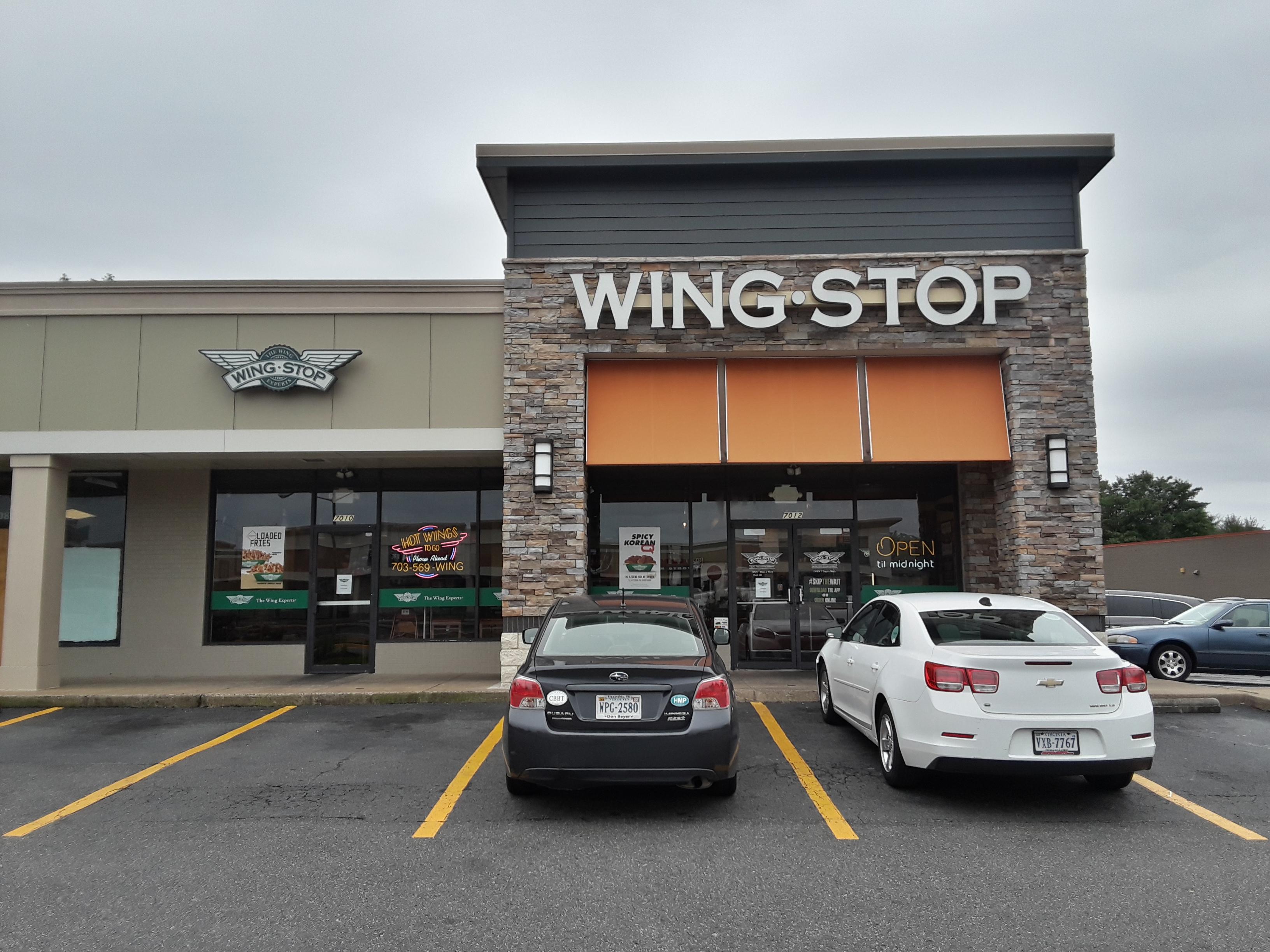 image relating to Wingstop Printable Menu named Wingstop - Wikipedia