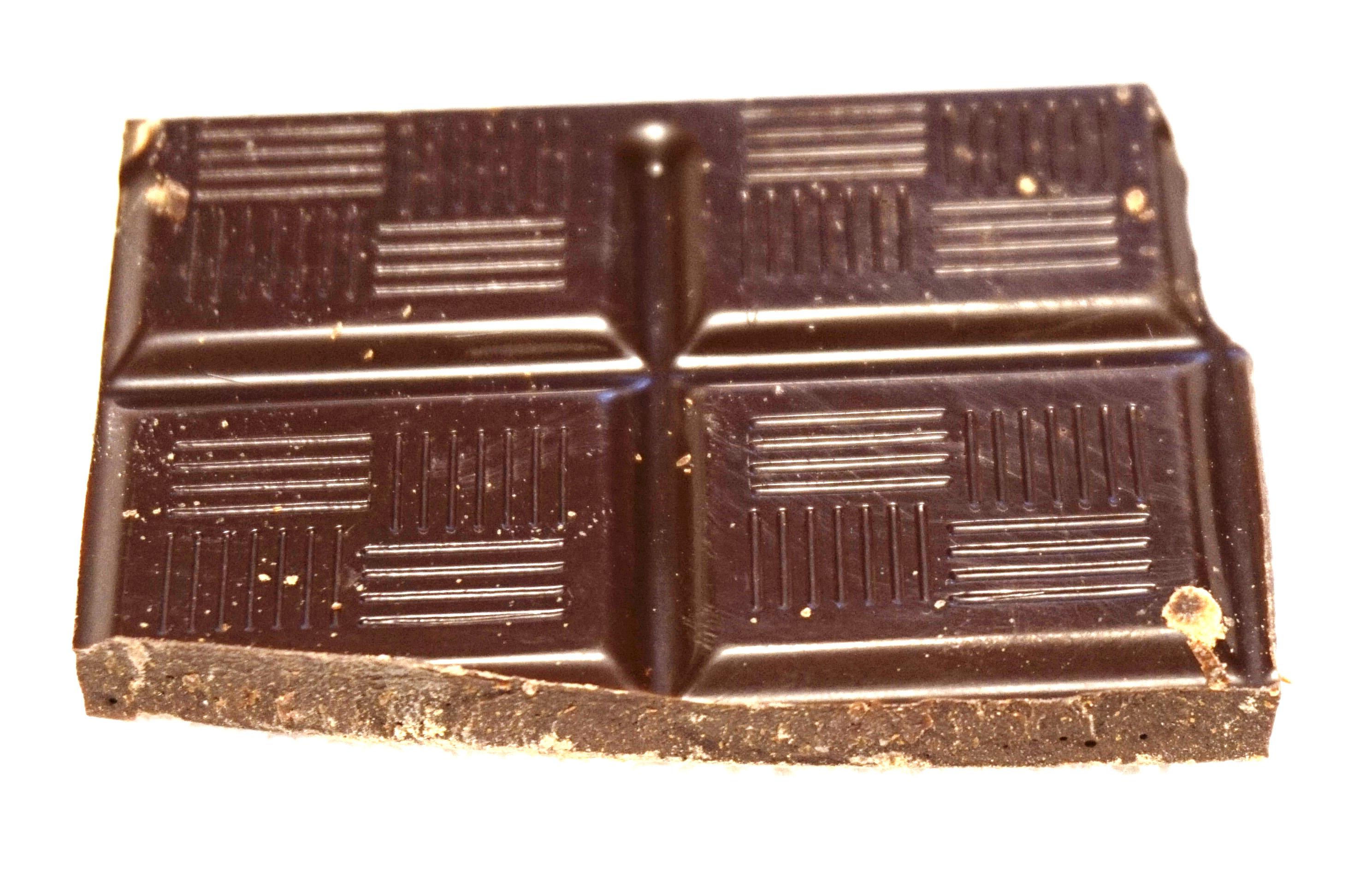czekolada lepsza niż kawa