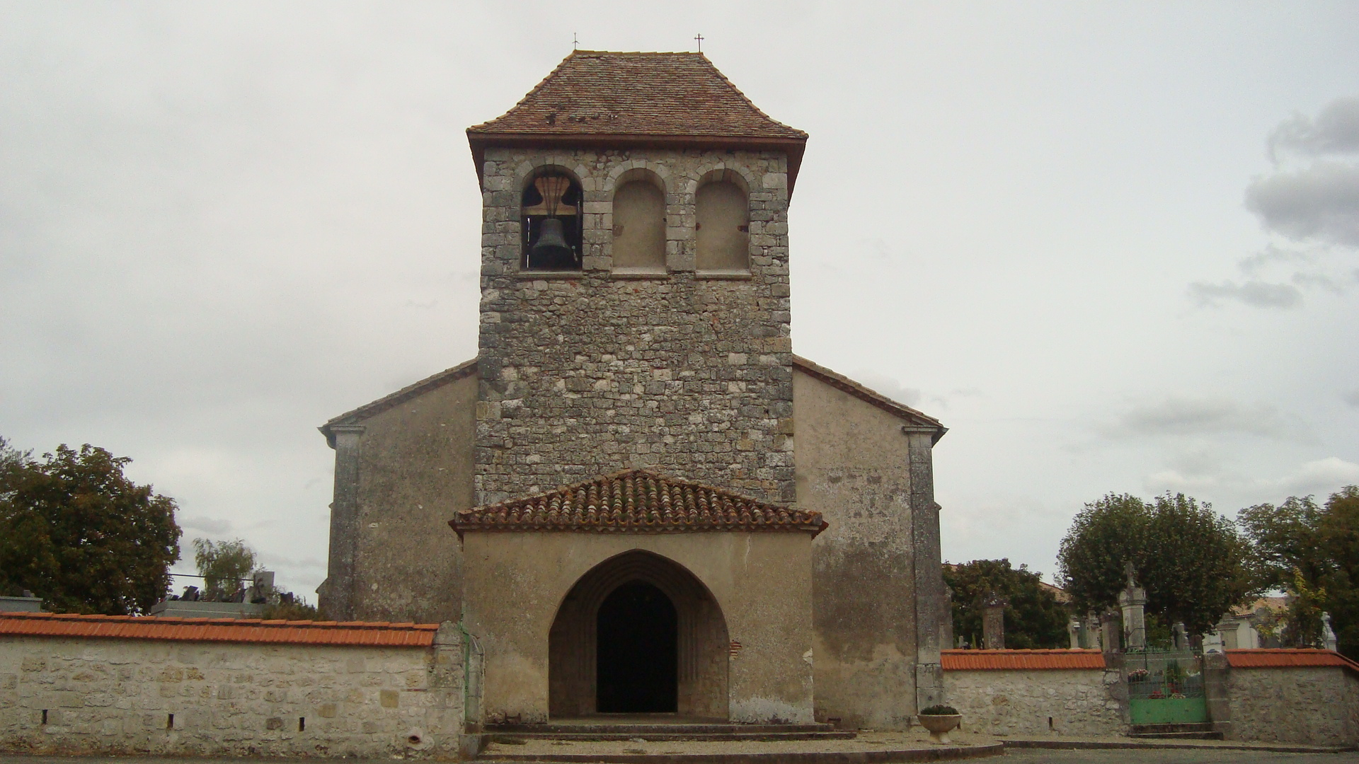 Sainte Colombe Ville