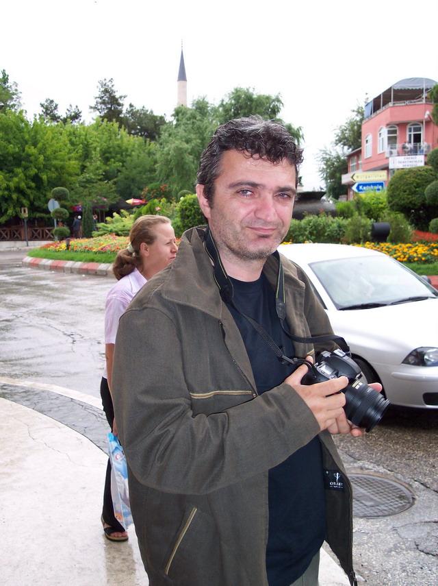 Image of Ömer Asan from Wikidata