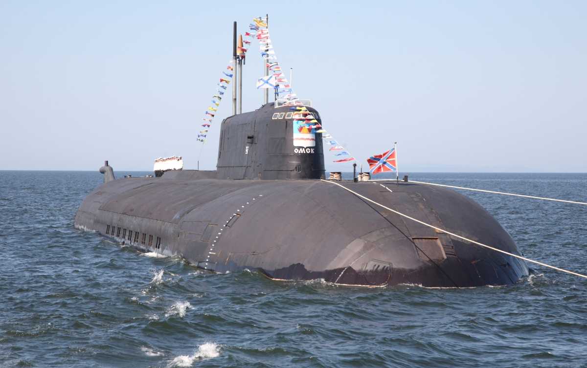 Подводные лодки Проект 671РТМ и 671РТМК