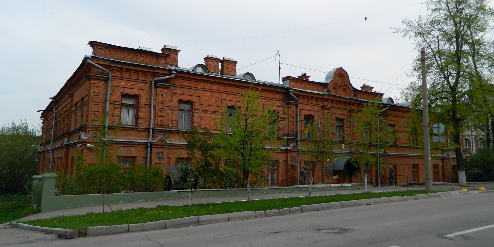Файл:Пензенский государственный краеведческий музей.jpg — Википедия