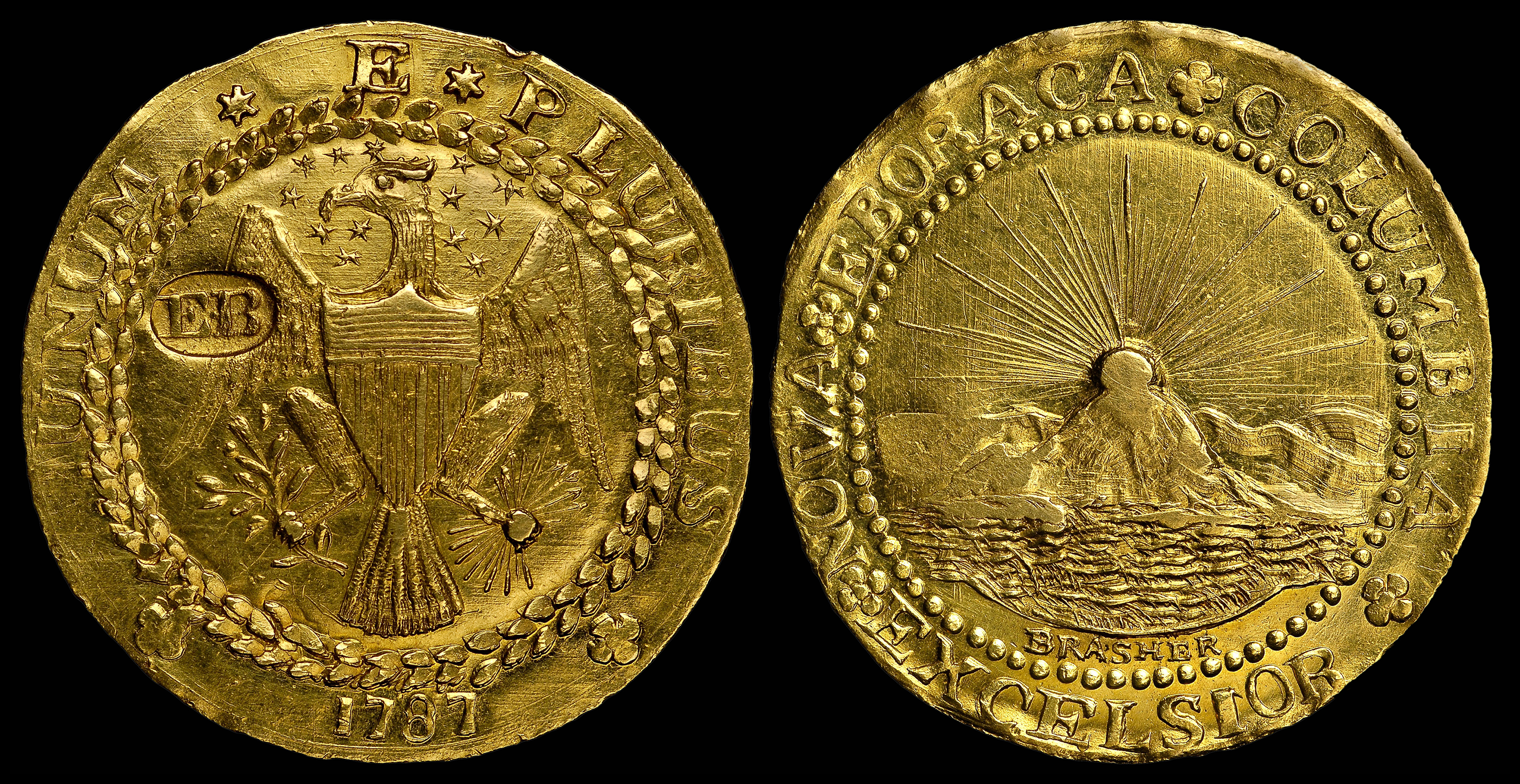 Brasher Doubloon - Wikipedia