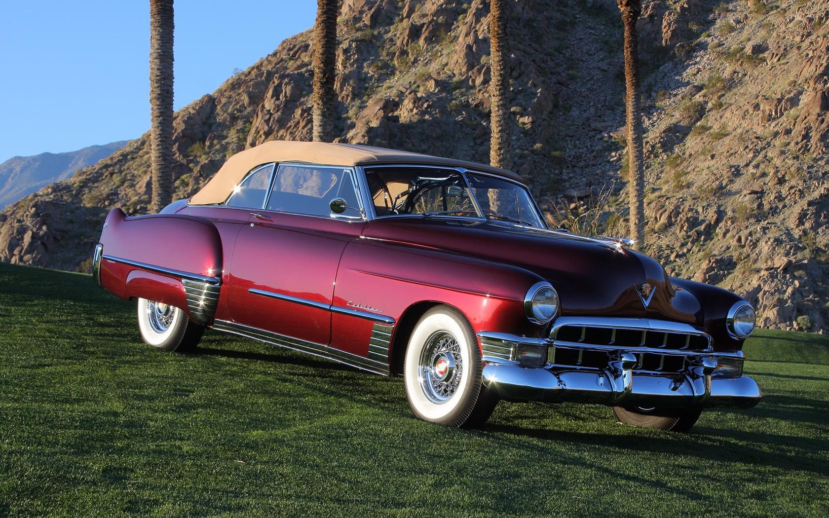 1946 Cadillac Series 62 Convertible