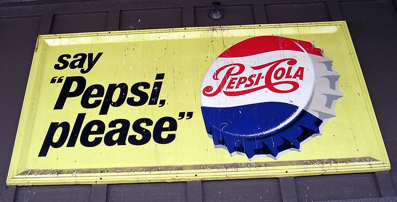 1950's Pepsi Please