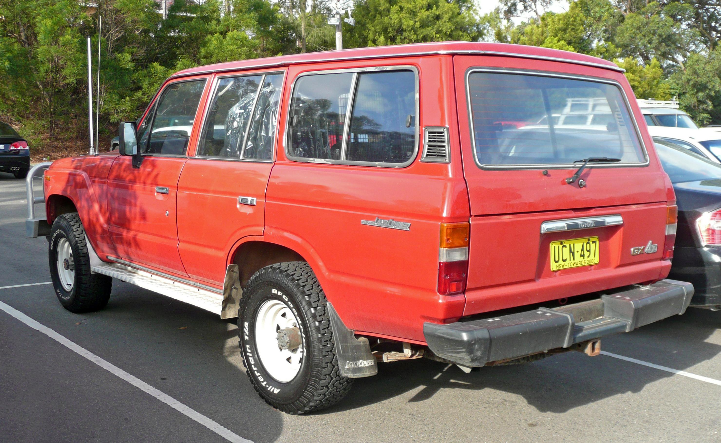 File:1987 1990 Toyota Land Cruiser (FJ62RG) GX Wagon (2009