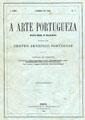 A Arte Portuguesa, nº 1, Janeiro de 1882, capa.jpg