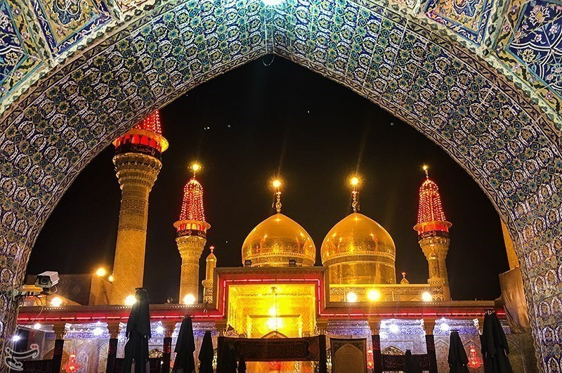 File:Al-Kadhimiya Mosque 4.jpg