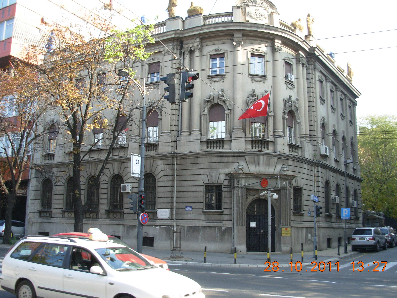 AMBASADA LIBANA | Ambasade Beograd
