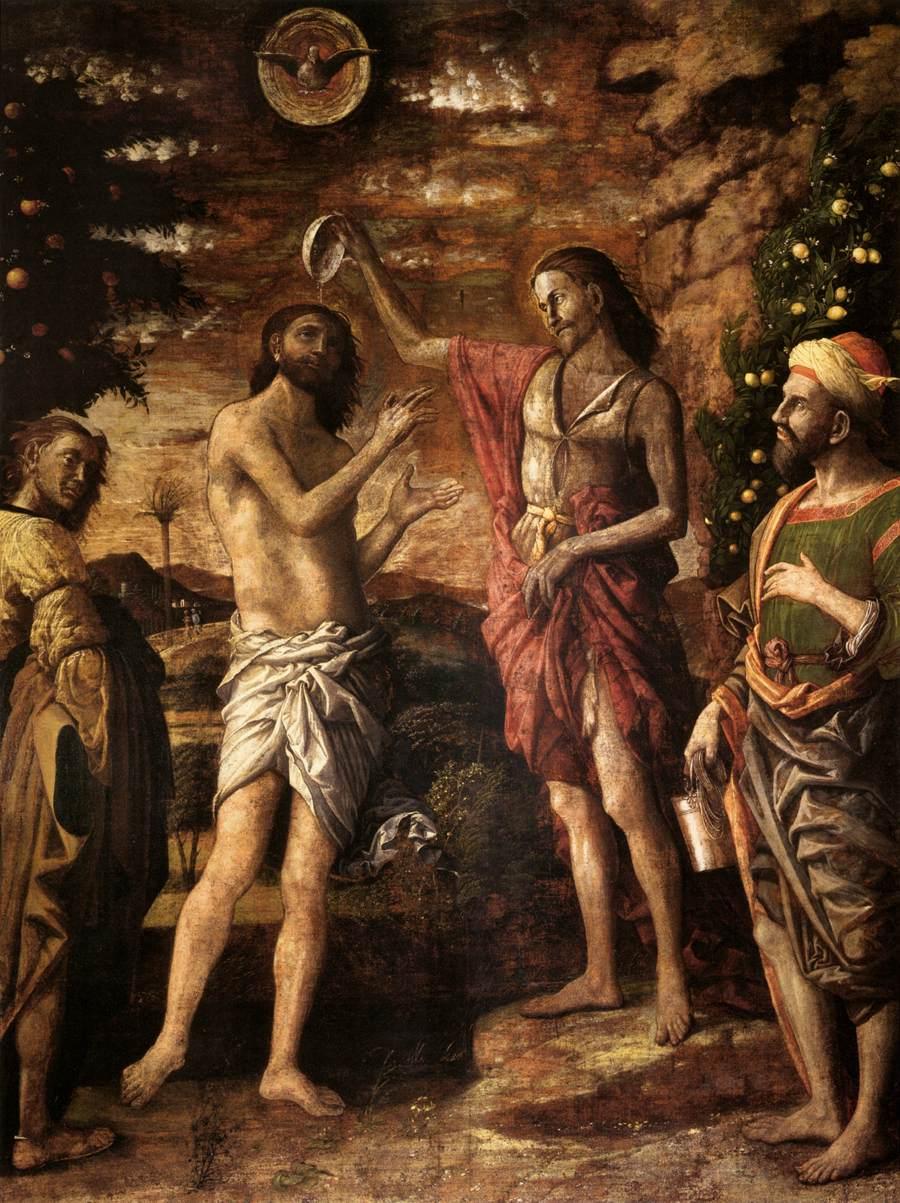 Baptism of jesus wikipedia - Architetto mantova ...
