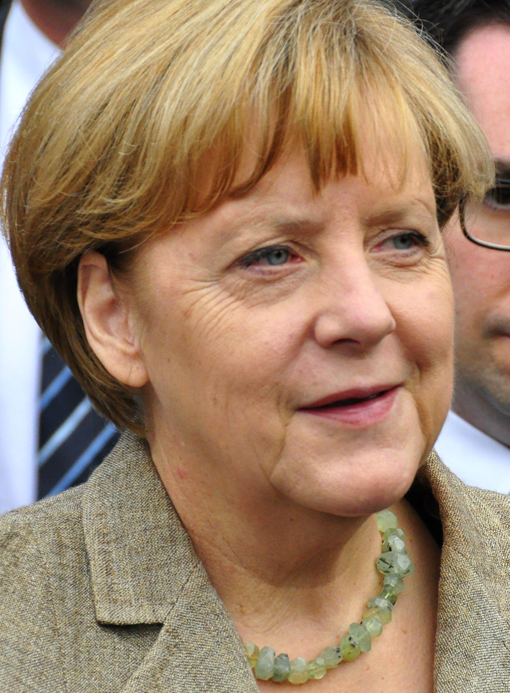 Angela Merkel, Bundeskanzlerin seit 2005