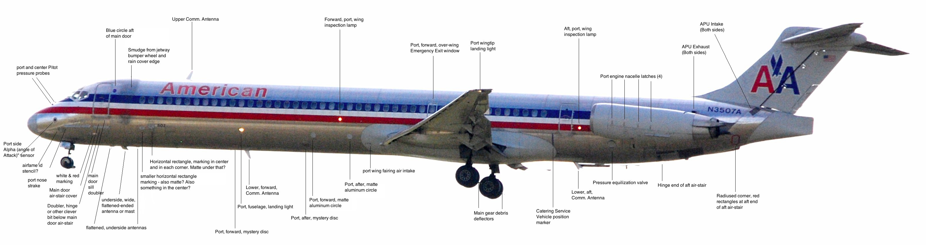 File:Annotated AA MD-80, features & parts labeled (5876474684) (2 ...