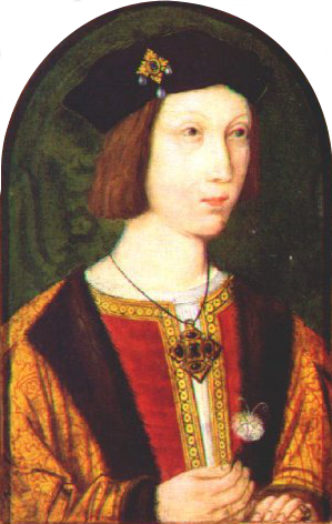 Arthur, Prince of Wales (20 September 1486 – 2...