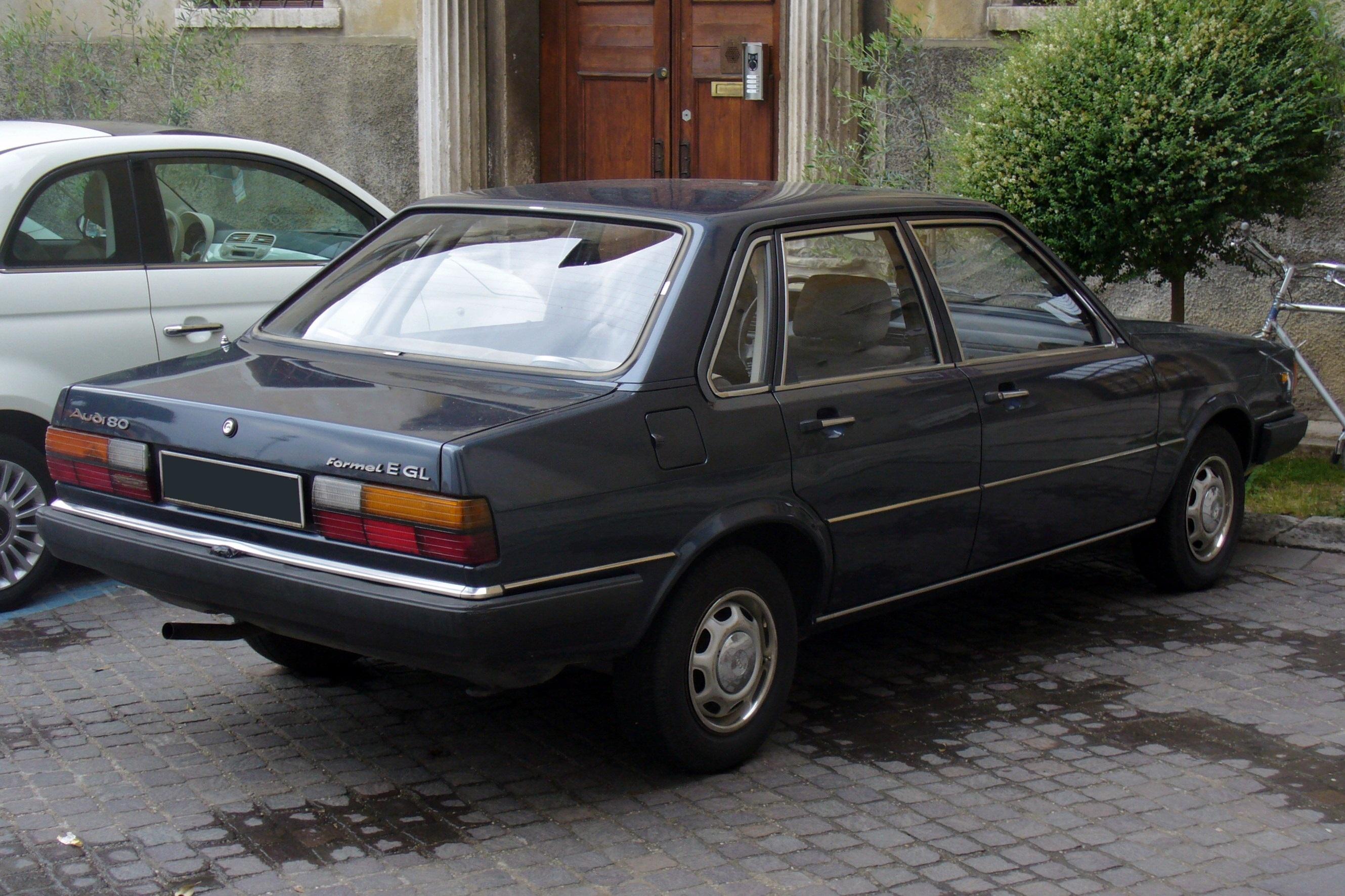 Datei Audi 80 Formel E Gl Heck Jpg Wikipedia