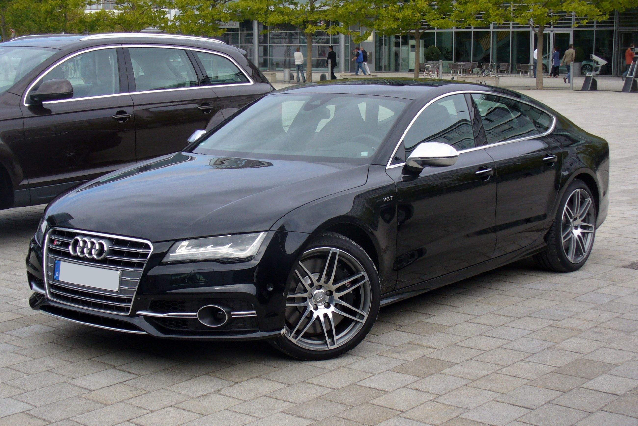 file audi s7 sportback 4 0 tfsi quattro s tronic jpg wikimedia commons. Black Bedroom Furniture Sets. Home Design Ideas