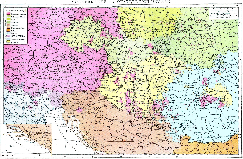 1856 - European city ground scenes