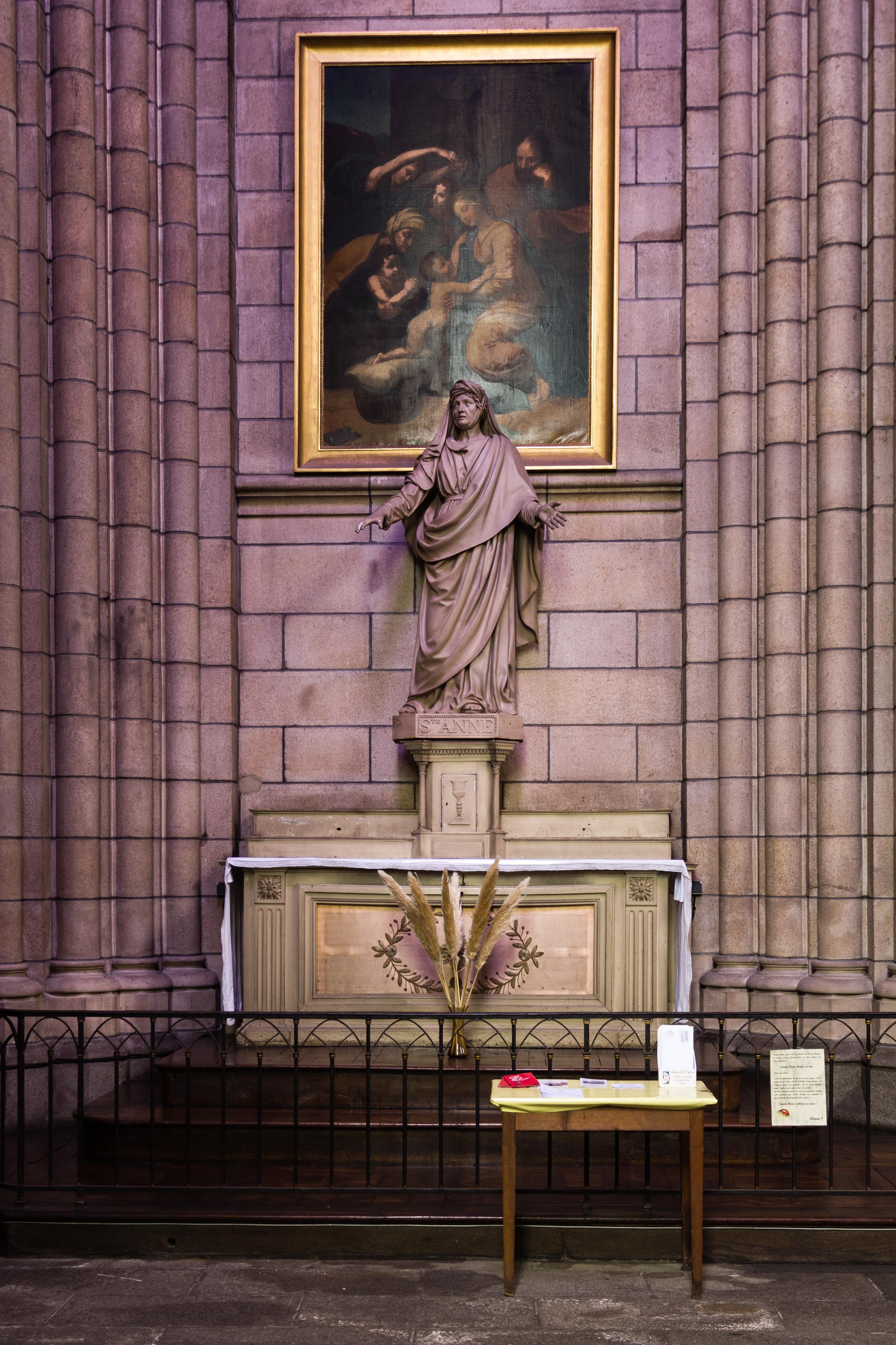 File autel sainte anne basilique notre dame de bonne - Bonne nouvelle anne ...