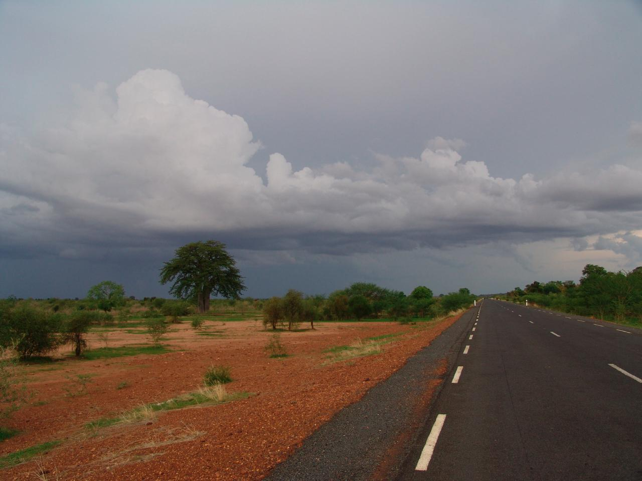 Africa's Road Infrastructure