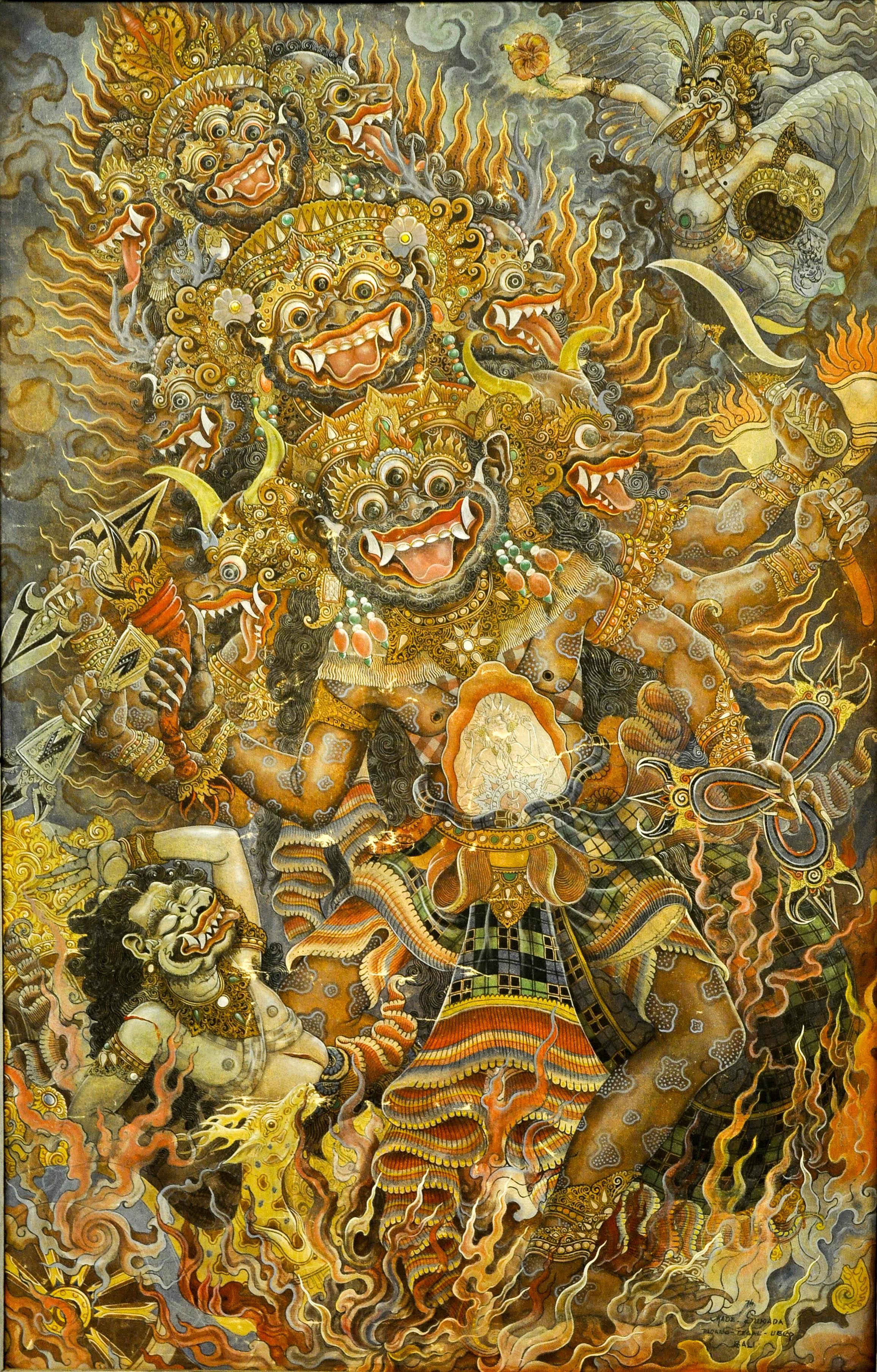 Filebattle Between Boma And Krishna Puri Lukisan Museum 16870525418