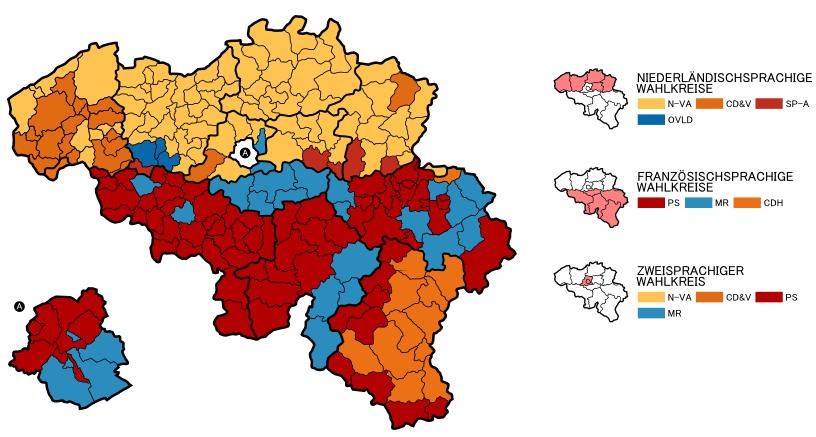Nombre De Vote Election  Par Ville
