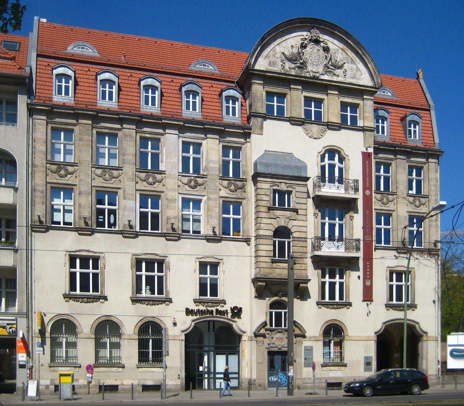 Berlin Post Code