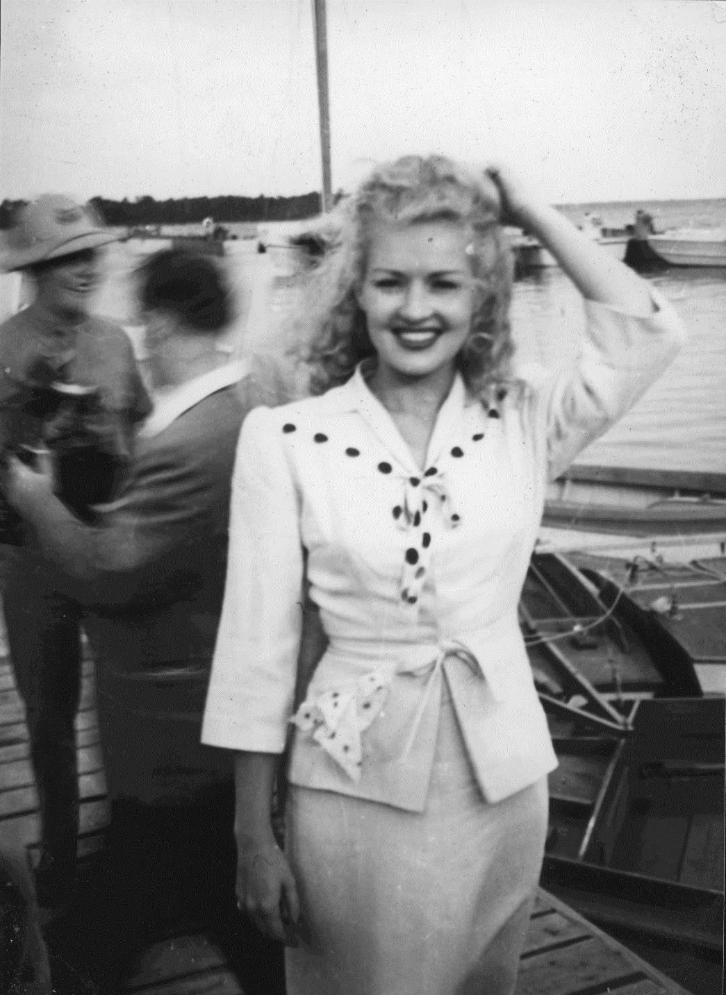 Betty grable dating history