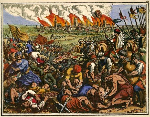 El dia que Gengis kan Rompio Muchos ojetes Europeos