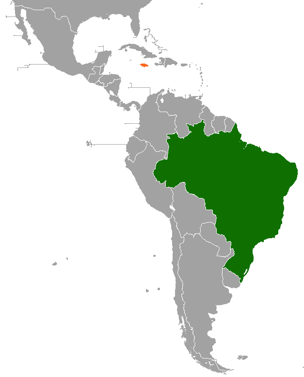 File:Brazil Jamaica Locator.png - Wikimedia Commons